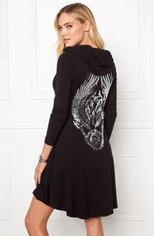 Tunika Hooded Sequin Tunic