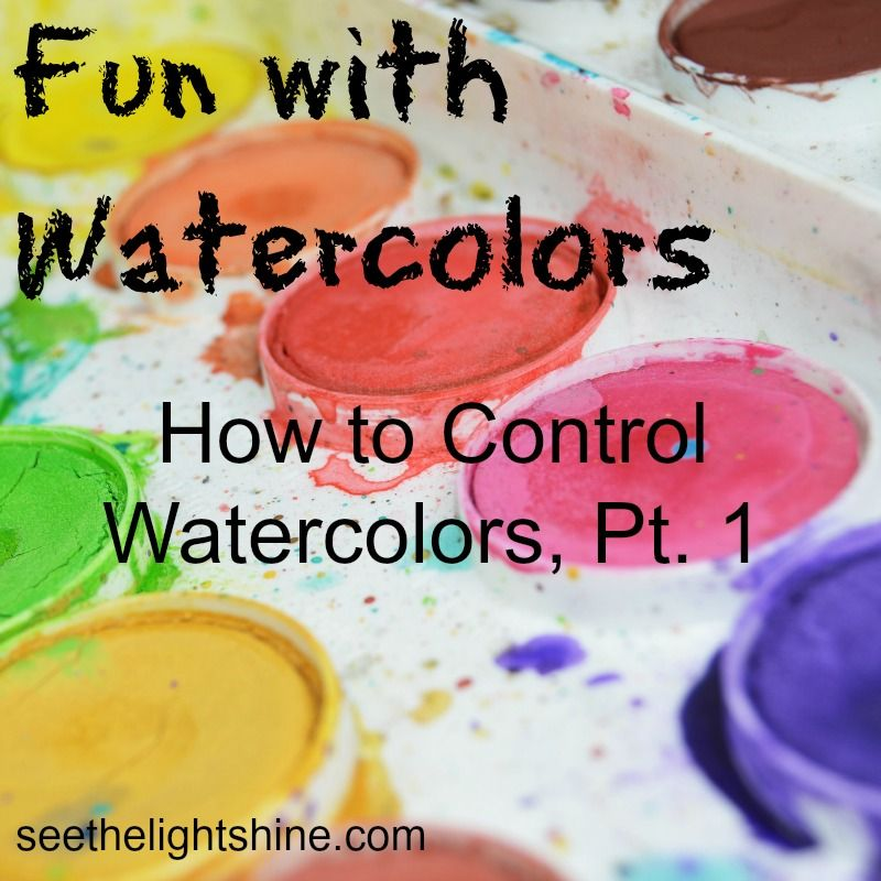 Watercolors are difficult to control! That's usually the reason people say that they don't like to use them.   However, with a little practice, you'll find that watercolors aren't all that difficult to work with. Better yet, they can be a lot of fun. In today's video tip, I'll give… Continue reading here