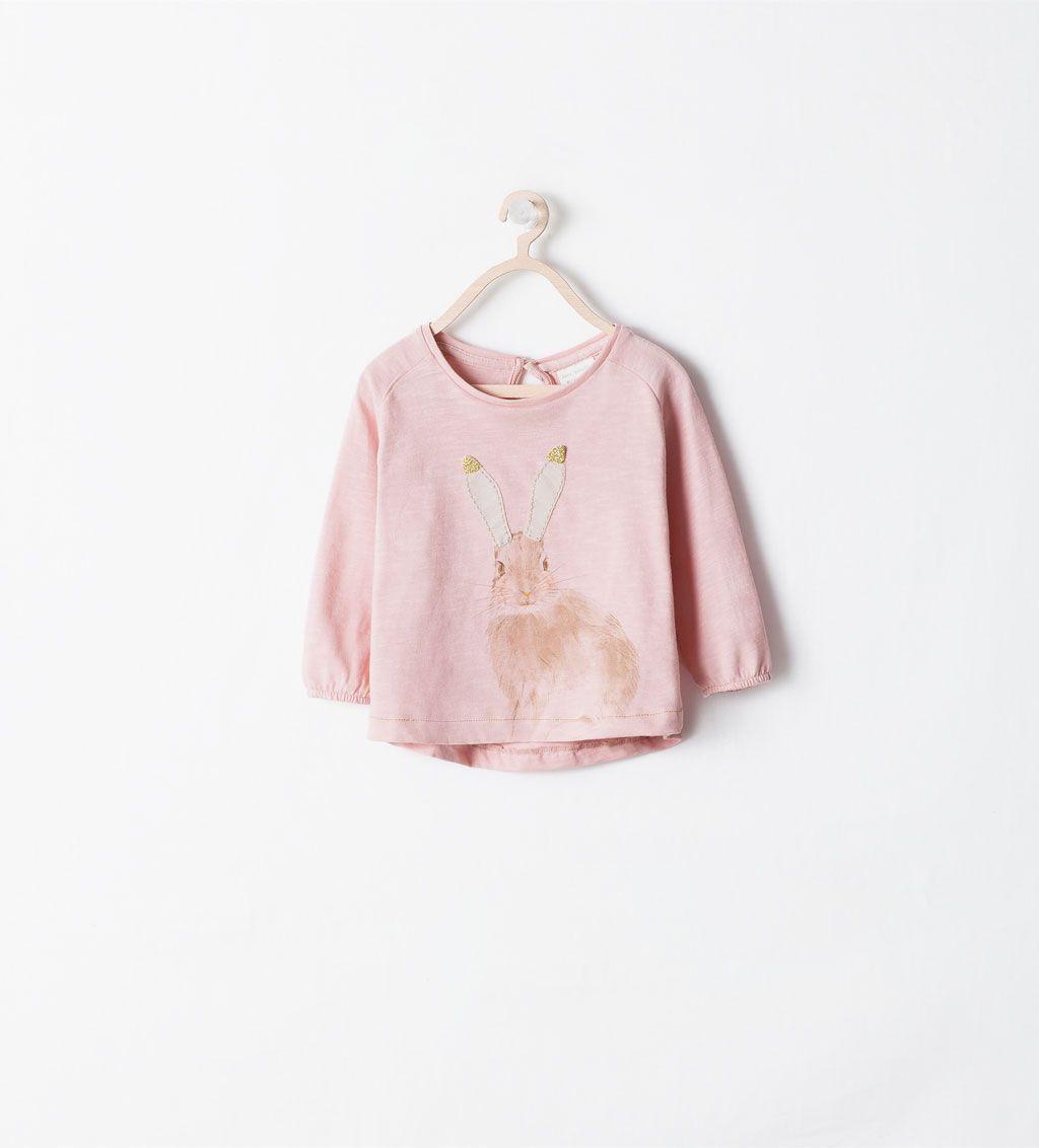 T   Shirts   Baby Mädchen   Kinder   ZARA Deutschland   Mädchen ...
