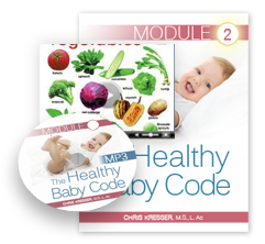 The Healthy Baby Code study program. Become an expert in pregnancy nutrition and Paleo Pregnancy, Breastfeeding, Baby
