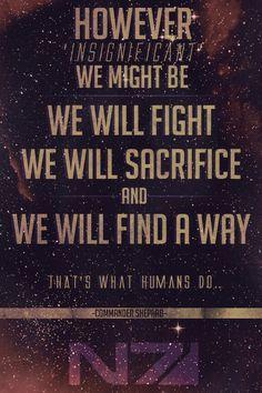Mass Effect Funny Sayings Google Search Mass Effect Quotes Mass Effect Mass Effect Tattoo