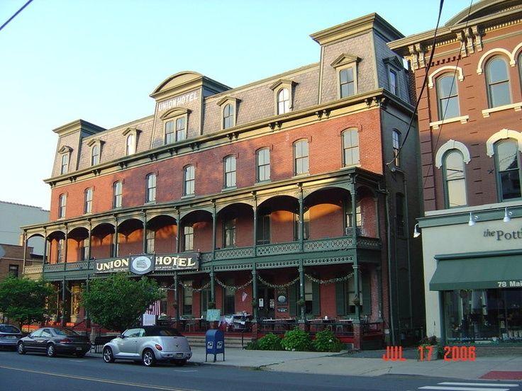 Historic Union Hotel Flemington Nj