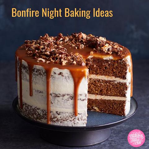 Bonfire Night (5th November) Baking Ideas in 2020   Date ...