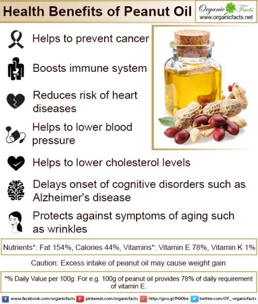 Health Benefits Of Peanut Oil Diy Beauty Essential