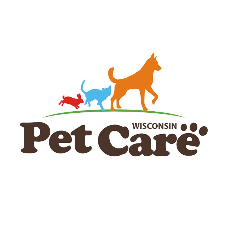 Paw Print Pet Logo 강아지 그림 동물 로고 디자인