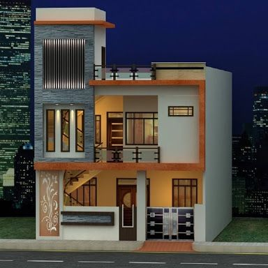 Modern house front elevation designs google search also rh pinterest