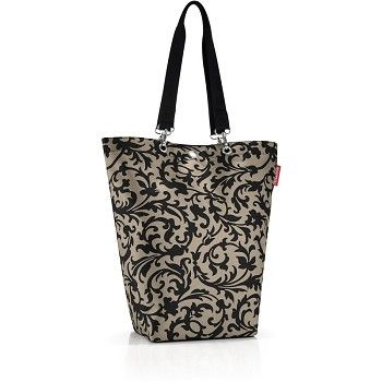 Reisenthel City Shopper Baroque Taupe - Tote Bag