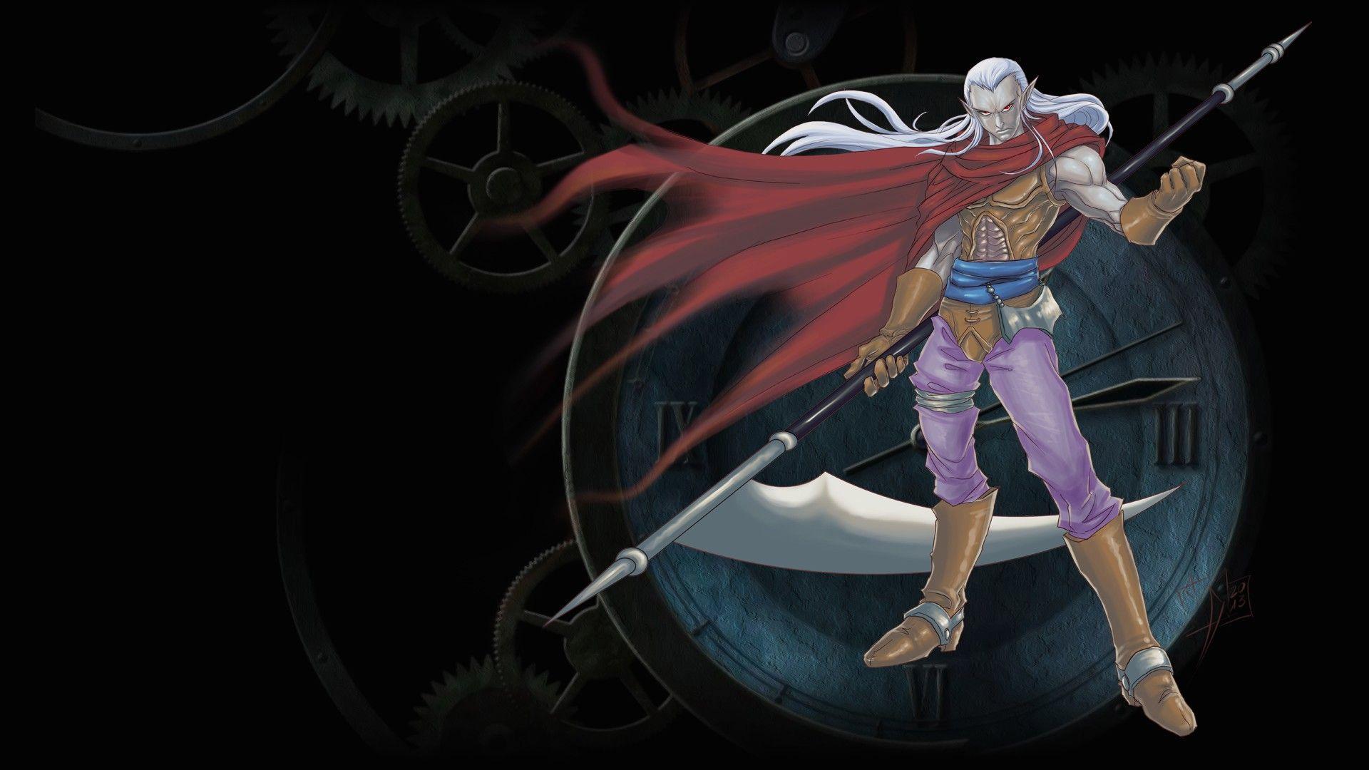 Video Game Chrono Trigger Wallpapers Desktop Phone Tablet Chrono Trigger Chrono Chrono Cross