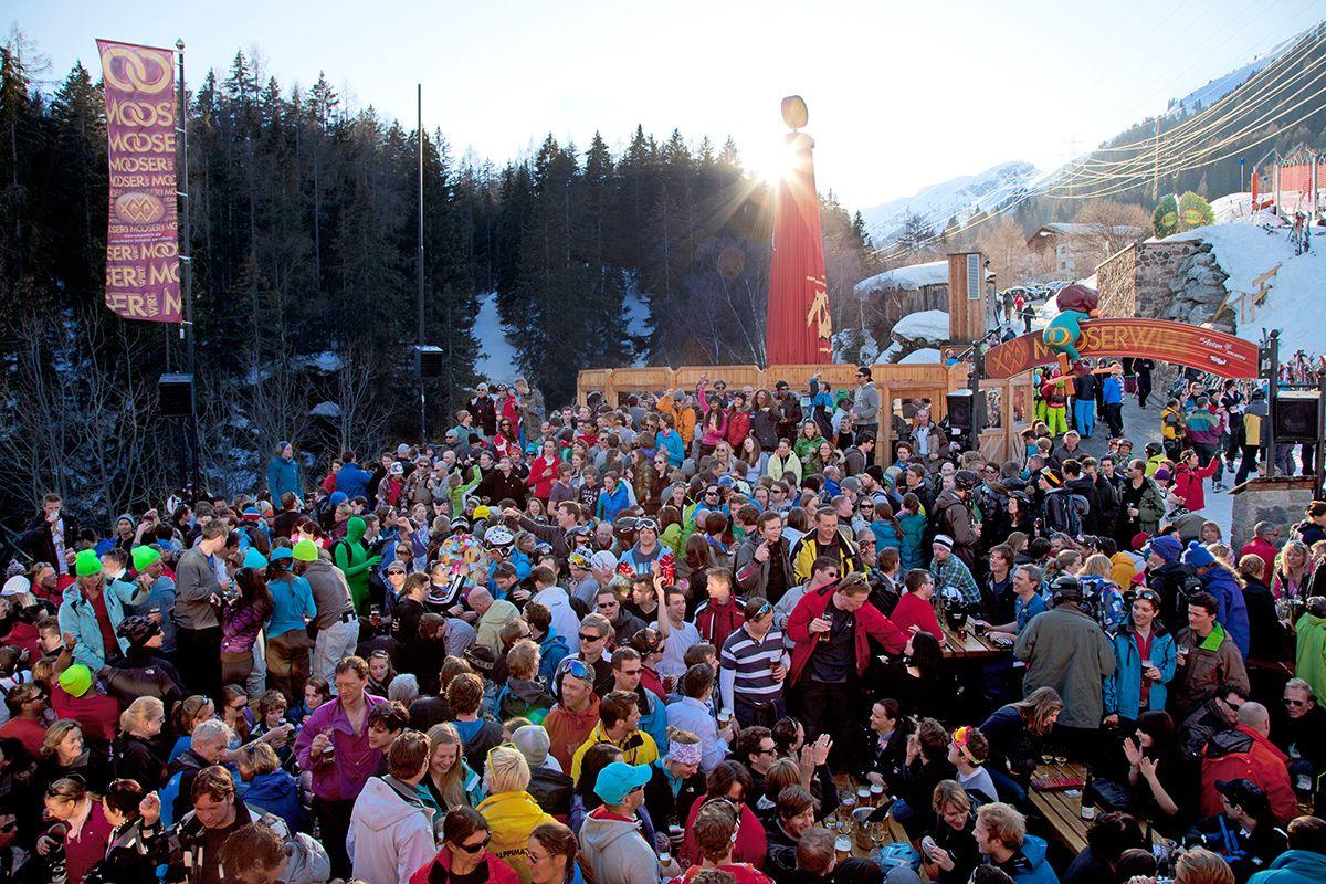 Mooserwirt Probably The Worst Ski Hut On The Arlberg Sankt Anton St Anton Anton