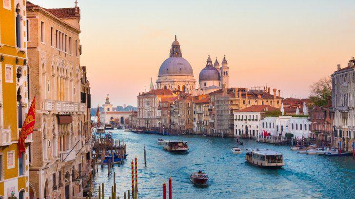 Venecia Canal Grande (con imágenes)   Vacaciones románticas