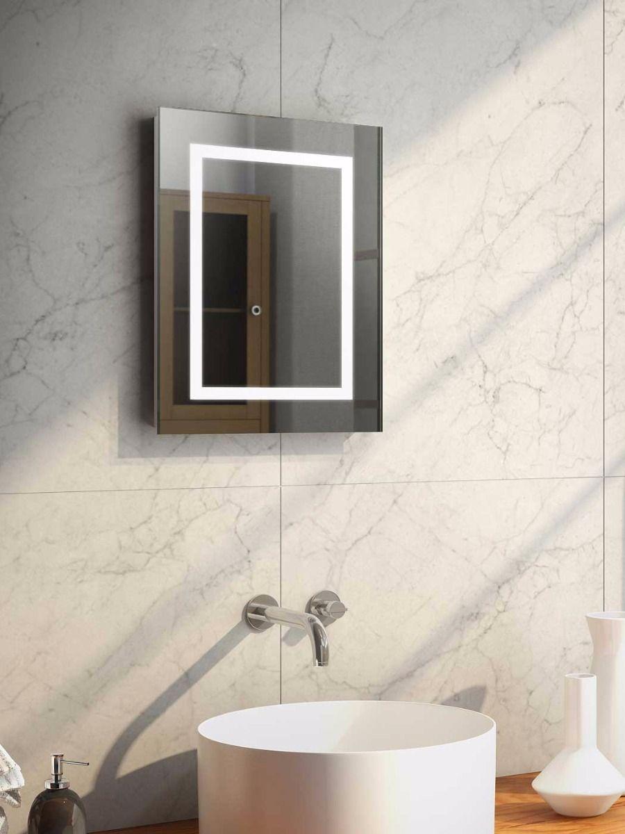 Aurora Tall Led Light Bathroom Mirror Bathroom Mirror Led Mirror Bathroom Bathroom Mirror Design