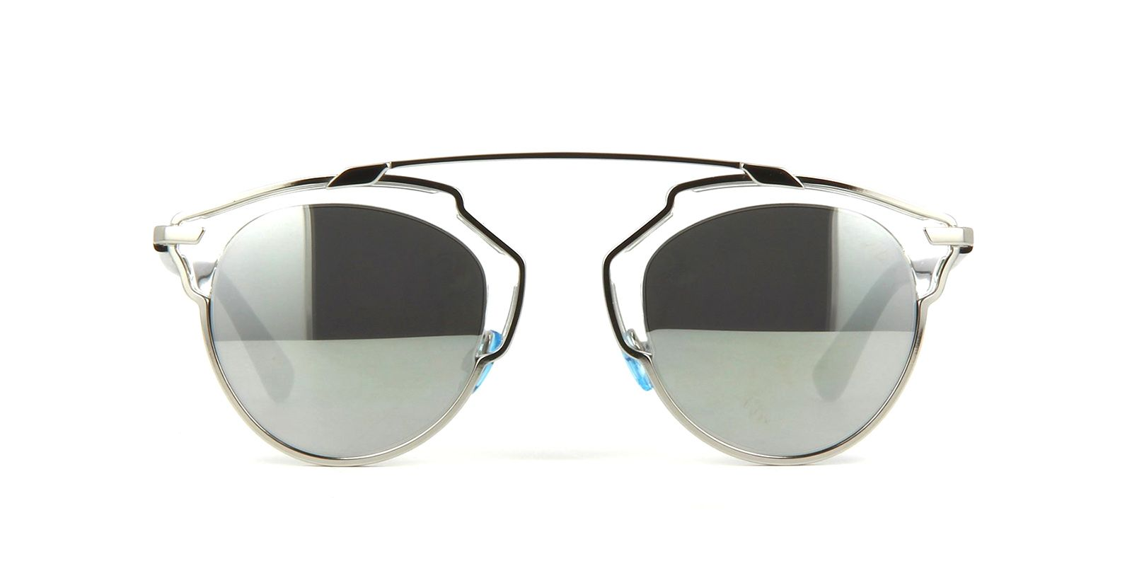 8d0867624de92 Dior So Real APPDC - SoReal Silver and Crystal Sunglasses