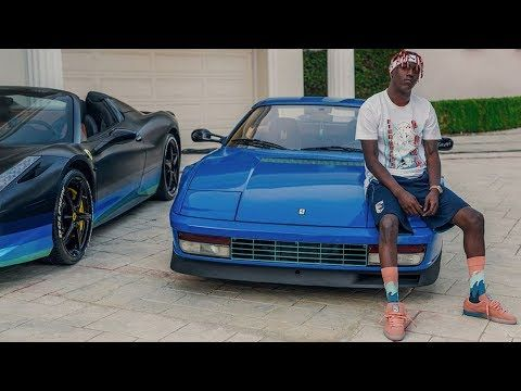 Lil Yachty $ 9 000 000 Jewelry Collection LIFESTYLE