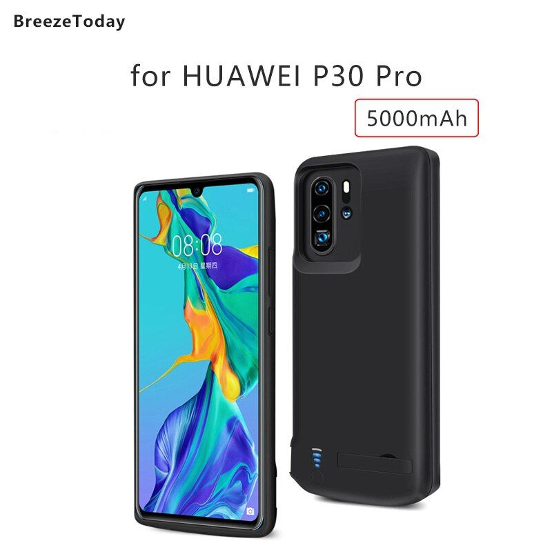 Charging Power Case Battery Charger Case Battery Case 5000mah For Huawei P30 Pro Power Bank F