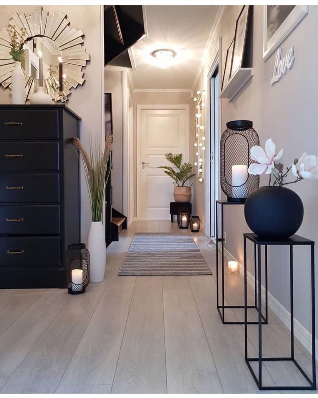 """Inspiration🌸 on Instagram: """"•Anzeige/Werbung• 🌸Flur🌸  #wohnen #interior #m #sch #interiordesign #nerwohnen #design #home #zuhause #wohnzimmer #bel #dekoration…"""""""