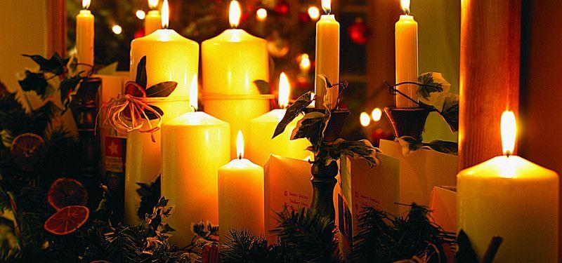 شموع عيد الميلاد Candles Wallpaper Christmas Candles Diwali Candles