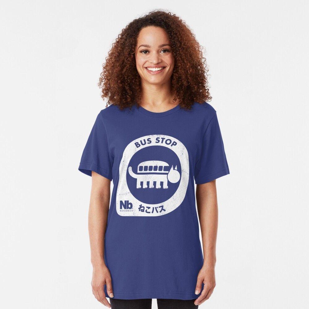 "'Neko Bus Stop' T-Shirt by JASONCRYER  ""Neko Bus Stop"" T-shirt by JASONCRYER #Aff , #Ad, #Bus, #Neko, #Stop, #JASONCRYER  #bus #JASONCRYER #Neko #Stop #TShirt"