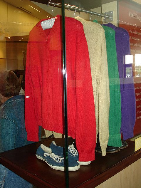 Mr Rogers Sweaters And Shoes Latrobe Mr Rogers Sweater Sweater Collection