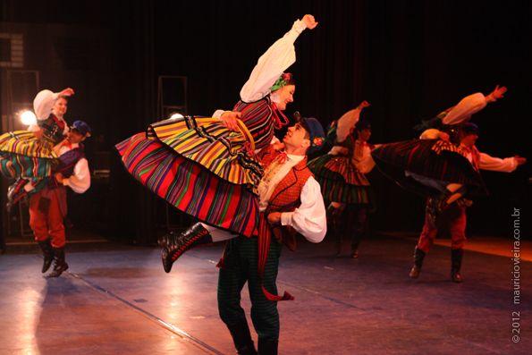 Tańce Opoczyńskie - Grupo Wisla /  Opoczno Dances  Foto: Maurício Vieira