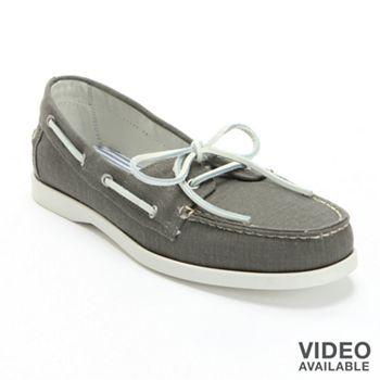Sonoma Goods For Life® Boat Shoes - Men
