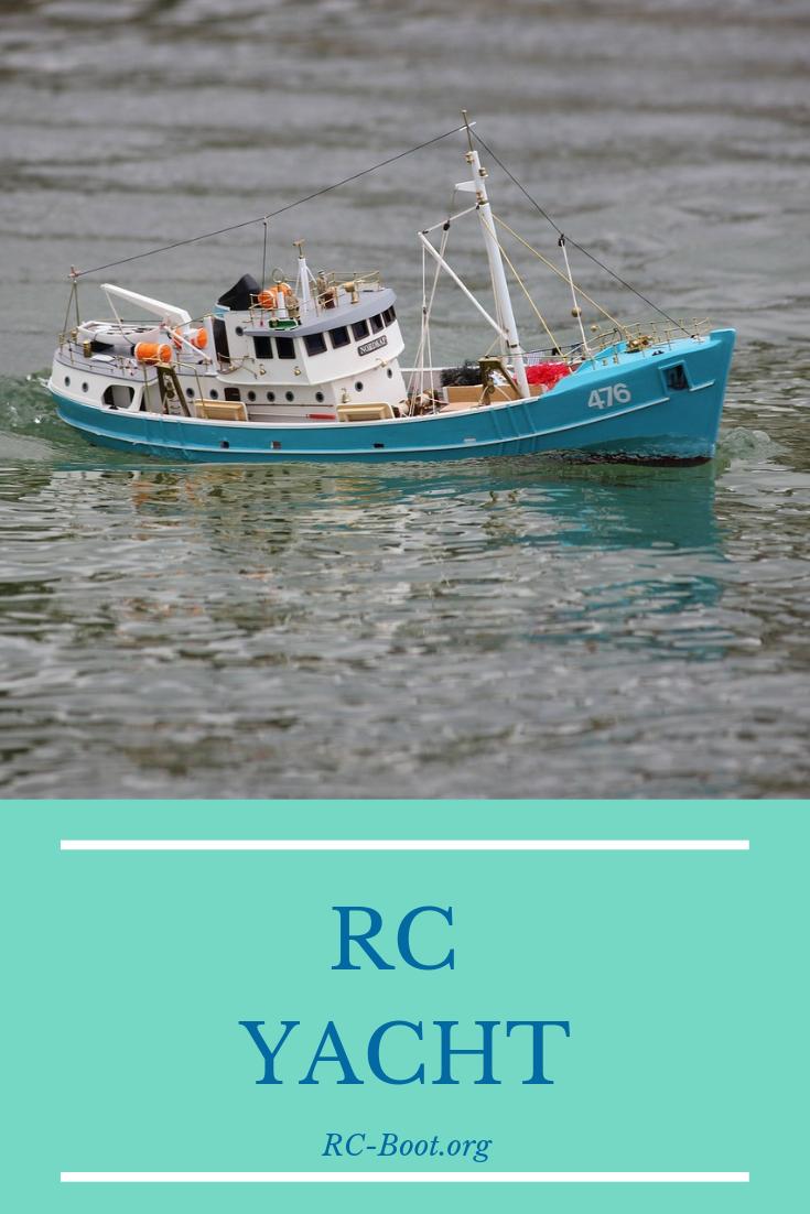 Rc Yacht Rc Boot Yachten Segelyacht