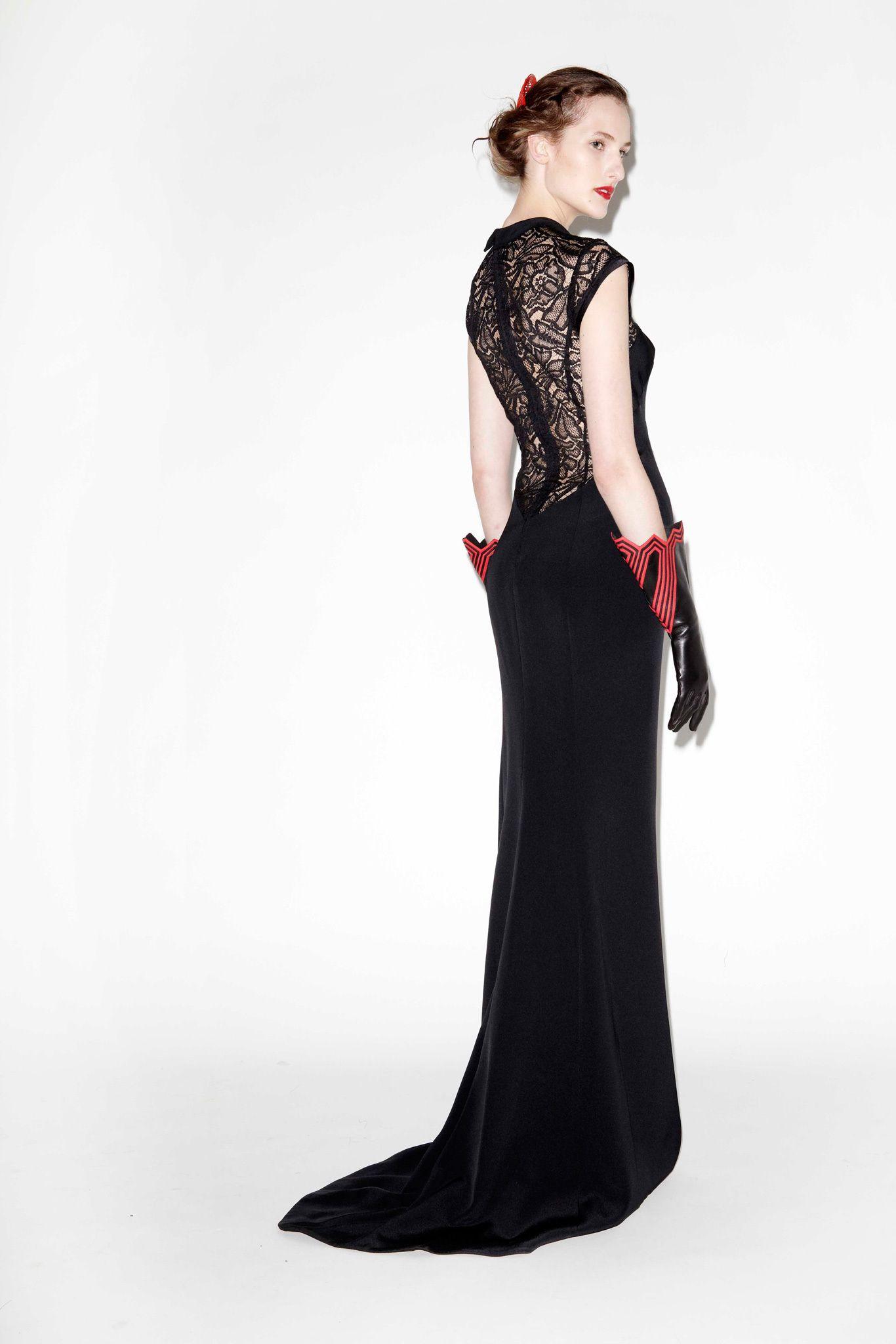 wear it like a lady {L'Wren Scott #Spring2013 Ready-to-Wear Collection}