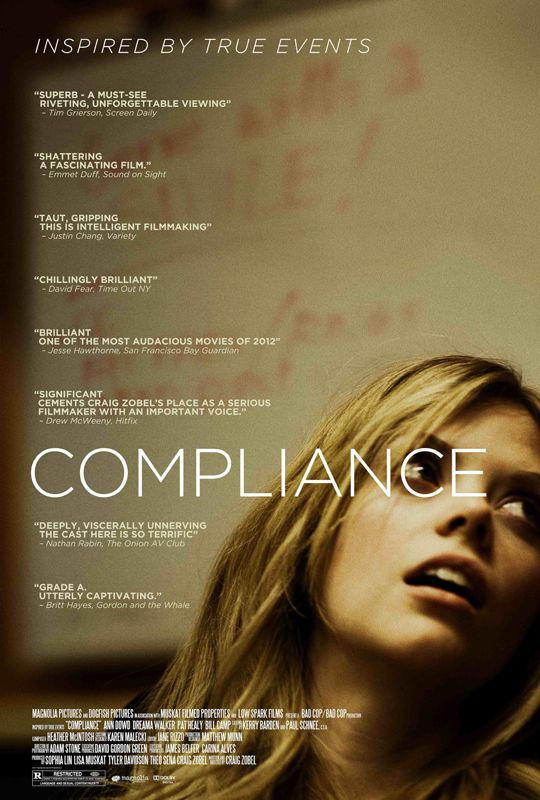 Compliance Via Amazon Prime 2012 Movie Good Movies