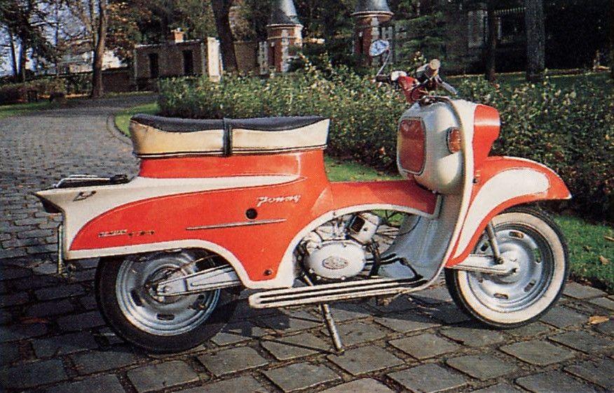 The Ktm Ponny Ktm Motorrad Pony