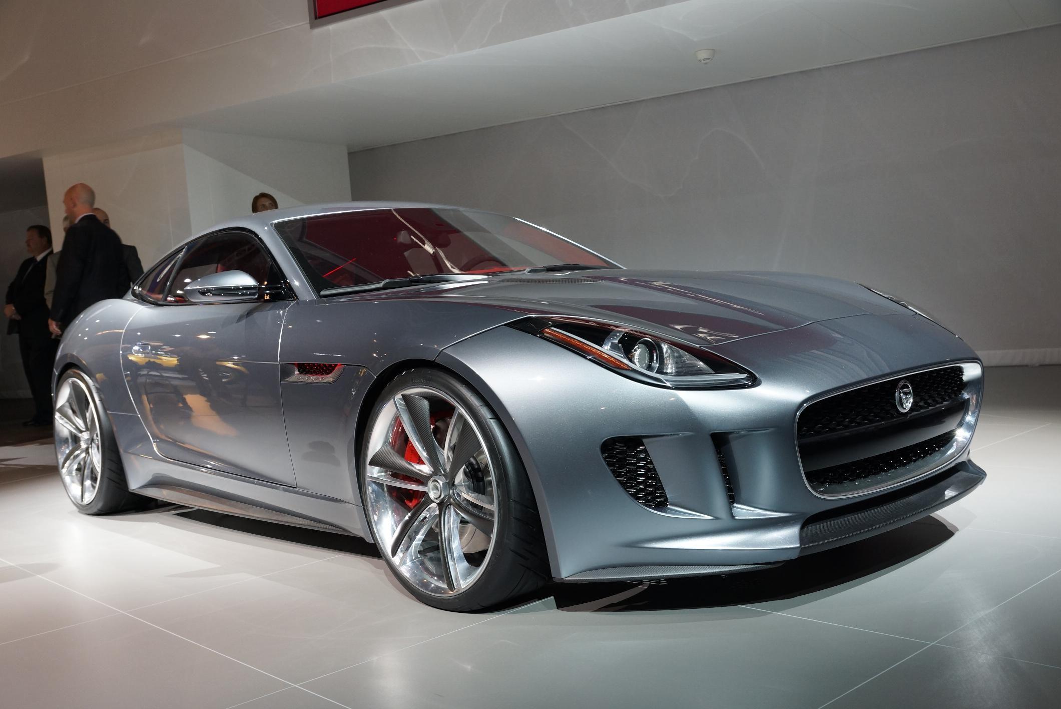 jaguar f type News Jaguar's new sports car is the F