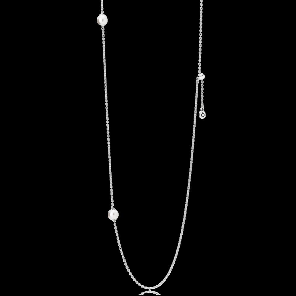 8fd642e38 PANDORA   Luminous Dainty Droplets, White Crystal Pearl   Jewelry ...