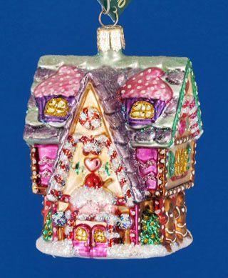 Merck Family Old World Christmas Glass Ornament Mallard