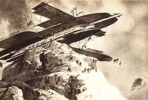Transcontinental Flyer 1909 (Harry Grant Dart)   by dlberek