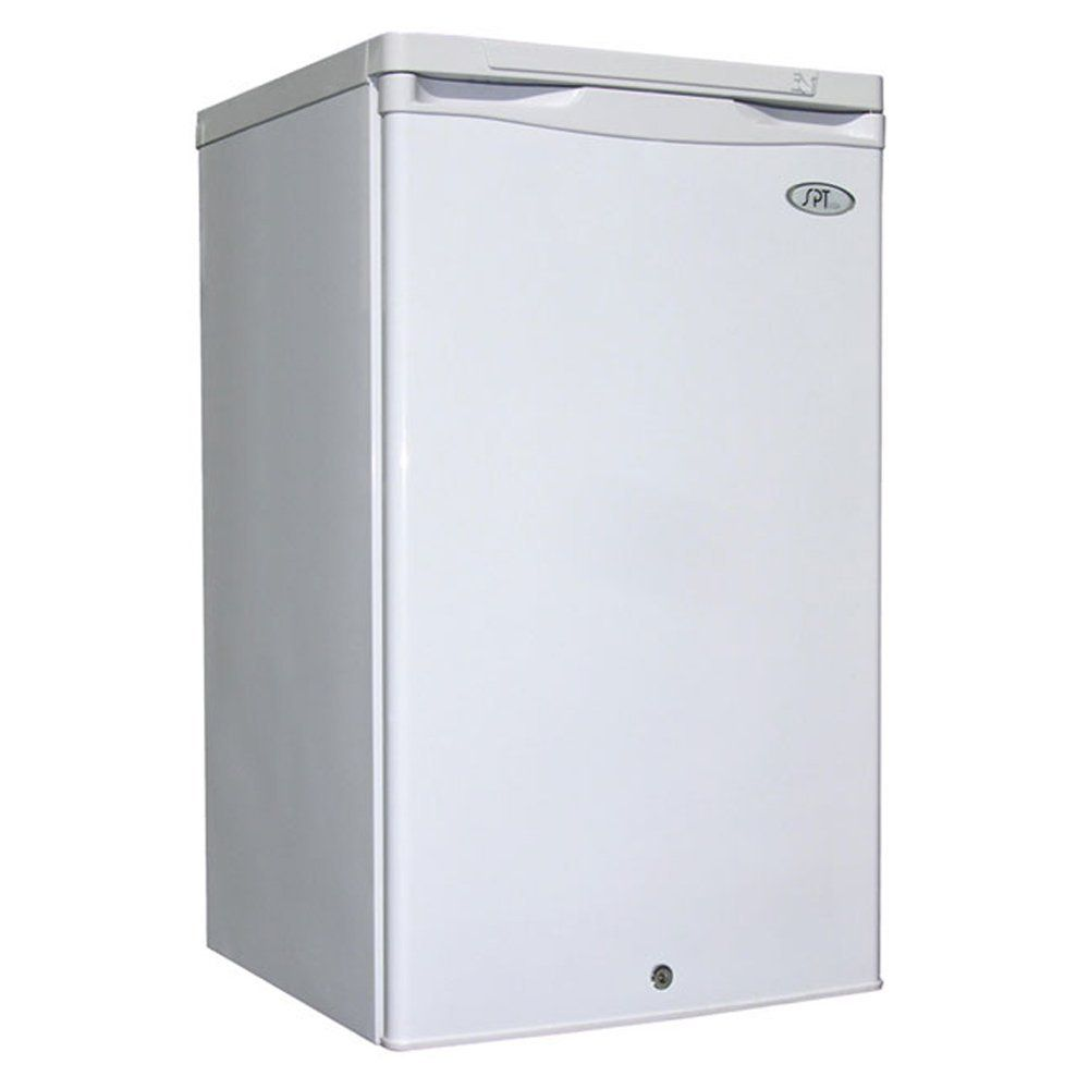 Sunpentown Uf 311w Energy Star 2 8 Cubic Foot Upright Freezer
