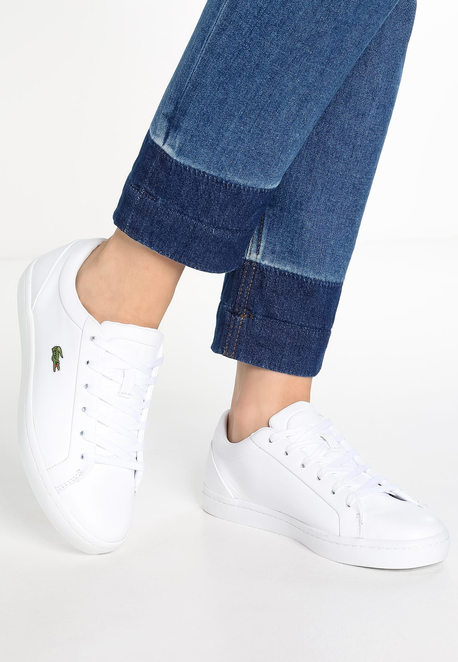 Lacoste STRAIGHTSET - Trainers - caw