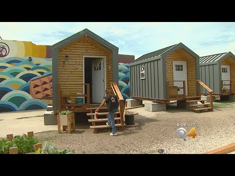 Tiny Homes Help With Growing Homeless Population Youtube Shed To Tiny House Camp House Tiny House