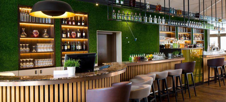 Des id es incroyables de salle manger de restaurant l for Kitzig lippstadt