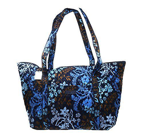4effa5268a Vera Bradley Miller Travel Bag - Retired Prints (Java Floral ...