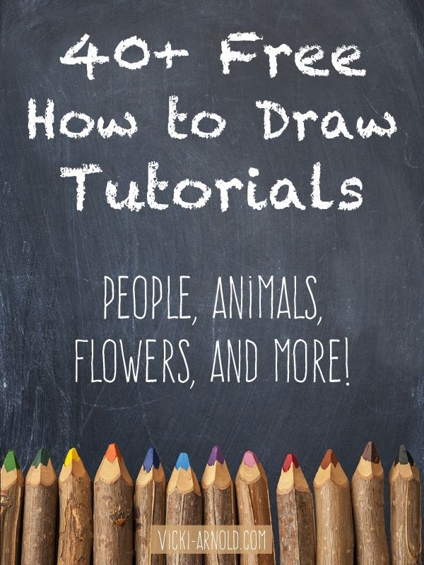 50 FREE How To Draw Tutorials! – Zentangle
