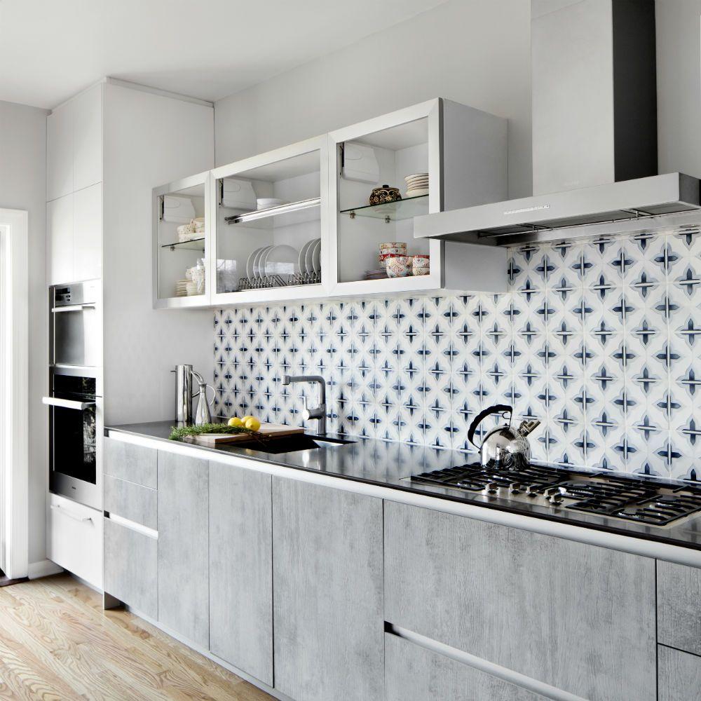 Snaidero Way Code In Benton Oak Matrix And Artic White High Gloss Lacquer Modern Kitchen Design Interior Design Kitchen Kitchen Design