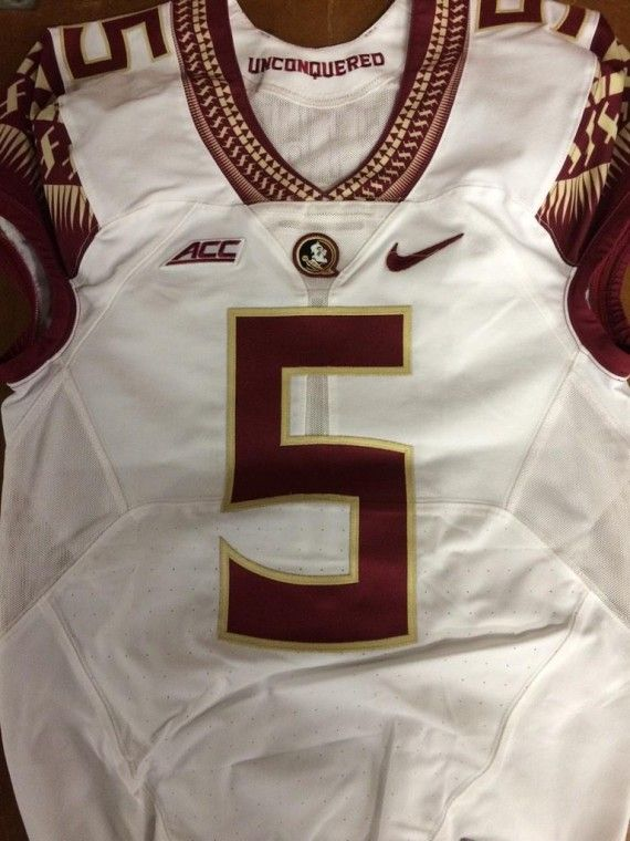 Fsu Unveils New Away Jerseys With Garnet Numbers Fsu Football Fsu Florida State Seminoles