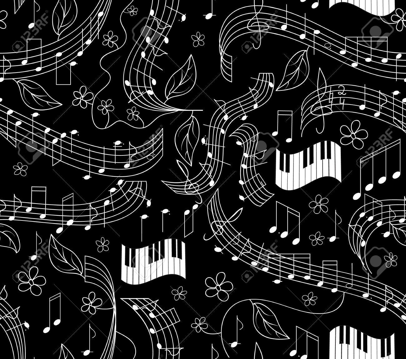 Popular Wallpaper Music Pattern - a23753bcdab9bf1707f355a2c64ded95  2018_37133.jpg