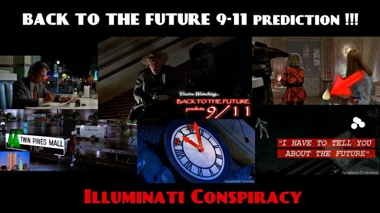 mind control | Back to the future, The future movie, Predictive programming