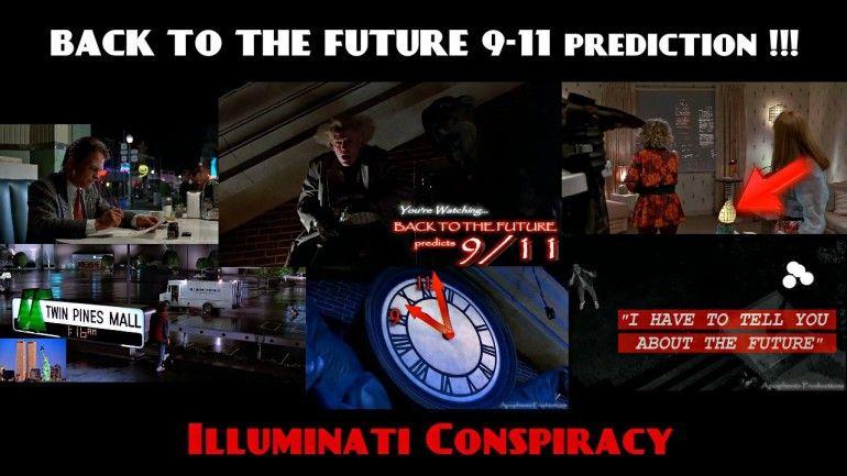 mind control | Back to the future, The future movie, Predictive programming
