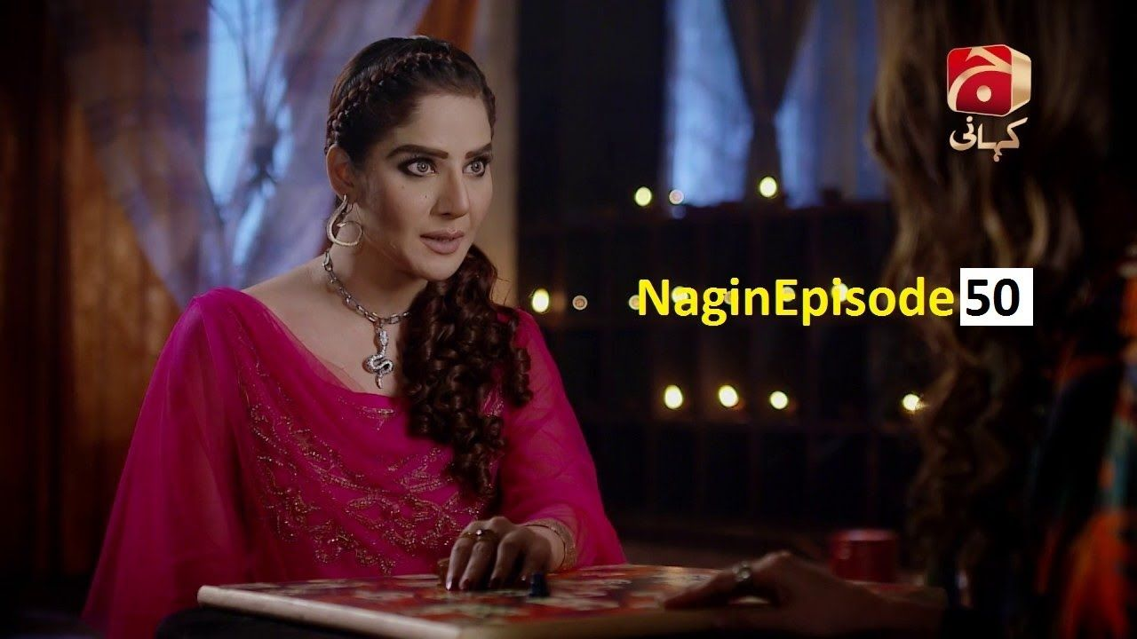 Pakistani Nagin Episode 50 Geo Kahani Pakistani Drama
