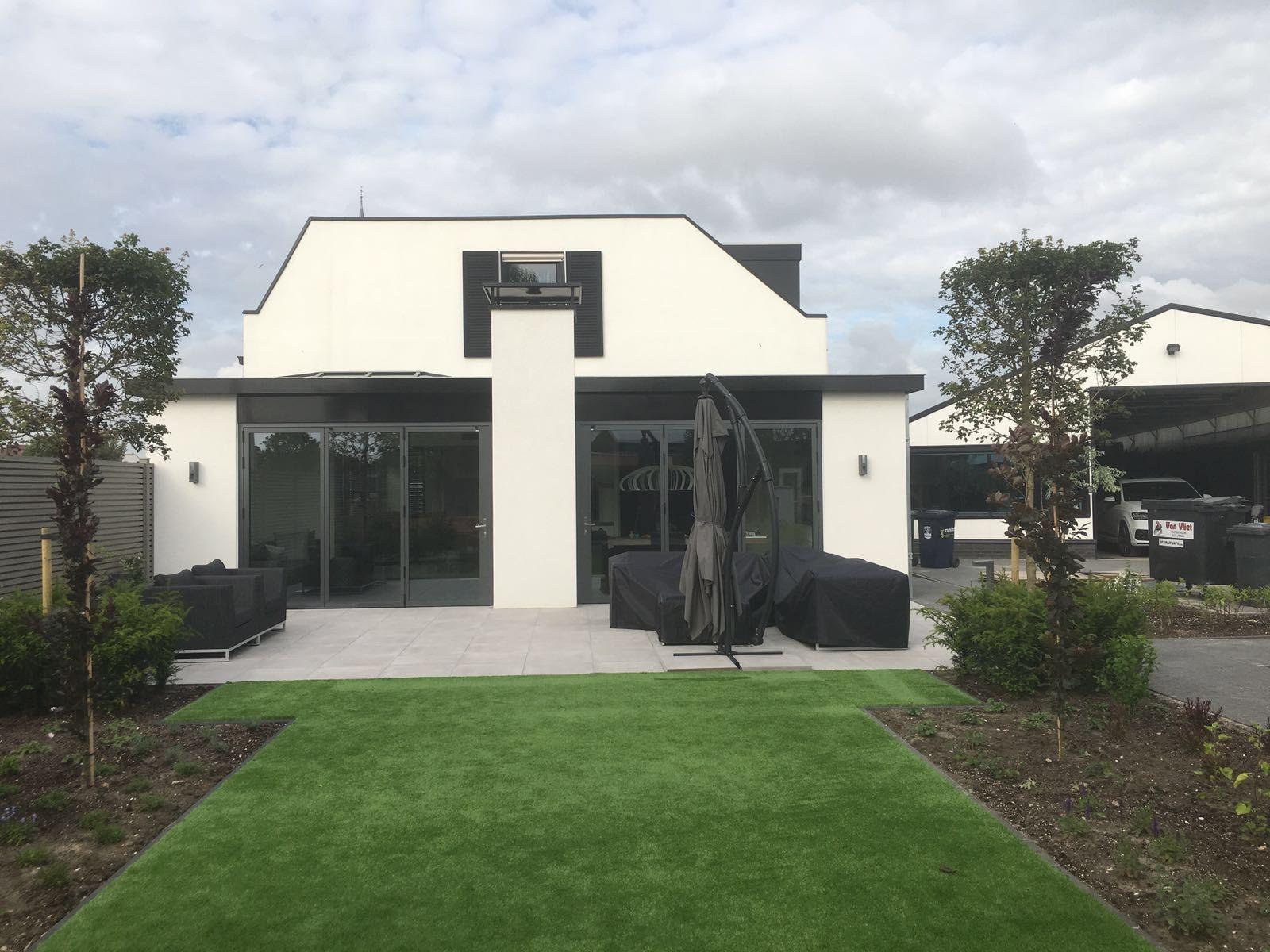 Vrijstaand gerenoveerd modern huis visie vrijstaand wonen