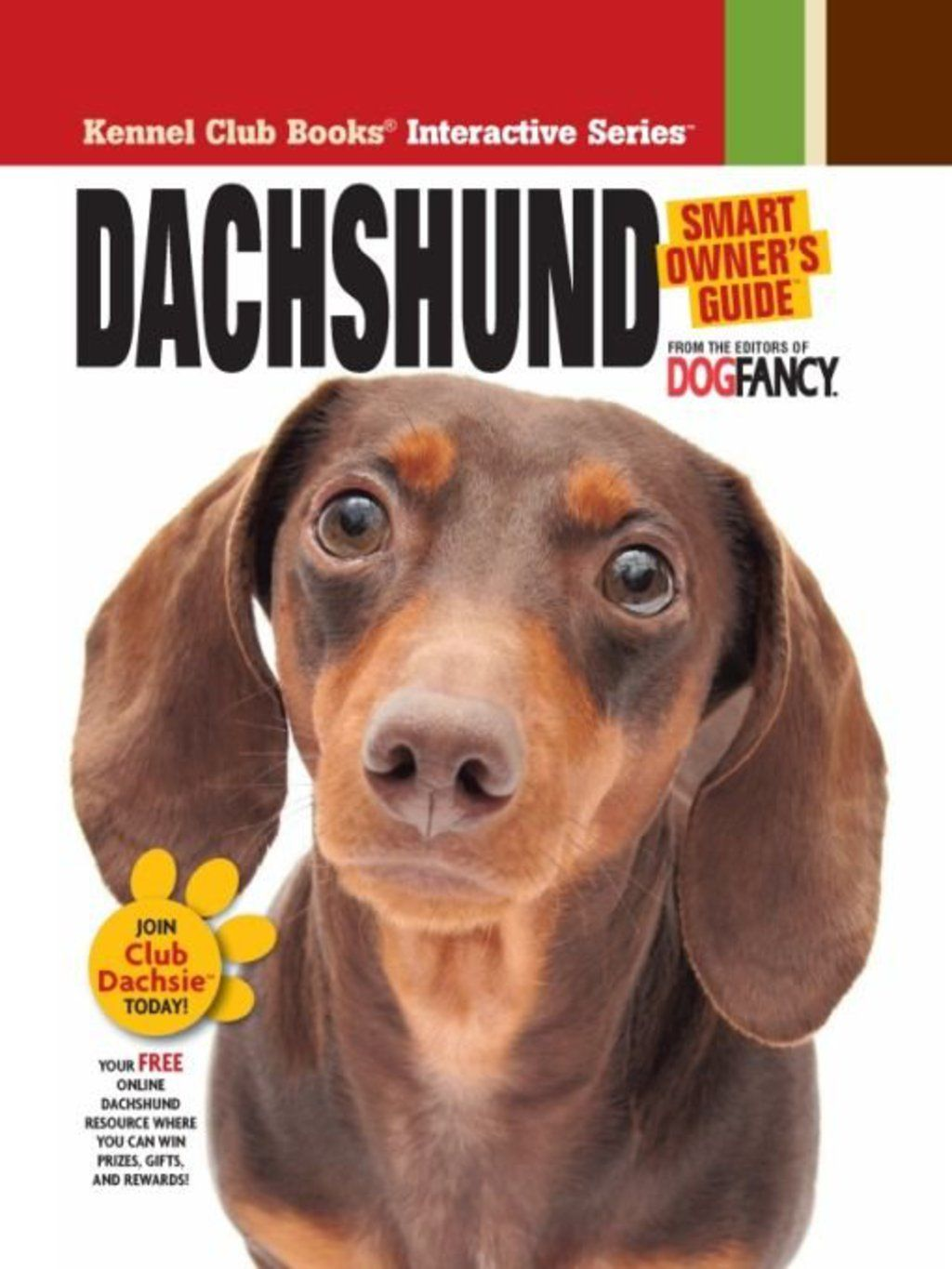 Dachshund Ebook Dog Books Dachshund Books