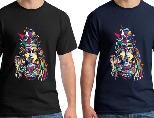 30b180eb3  shiv  shiva  mahadev  harharmahadev  om  psy  psytrance  psychedelicart   trance  adiyogi  art Buy Lord Shiva Shambhoo Cosmic Printed T-Shirt ...