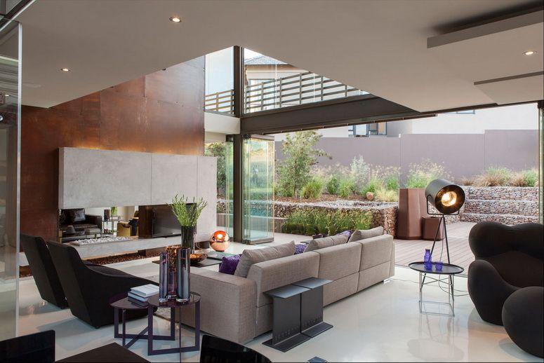 House Duk Inside Outside M Square Lifestyle Design M Square