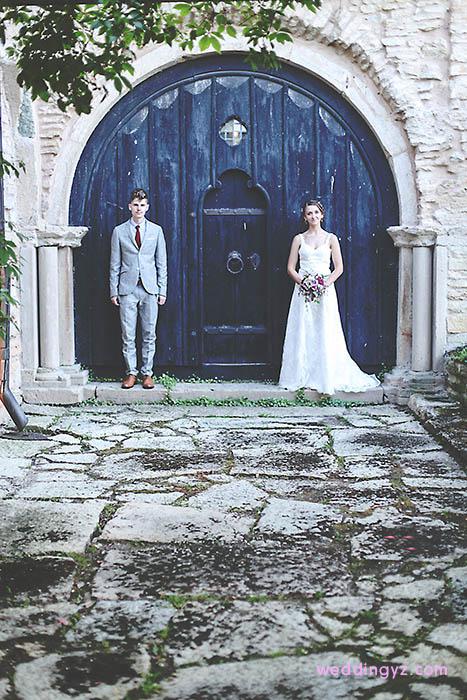 Judith And Billy's Rustic Swedish Barn Wedding Ceremony - http://www.weddingyz.com/judith-and-billys-rustic-swedish-barn-wedding-ceremony.html