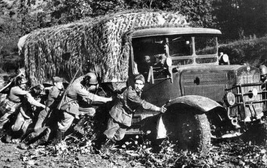 """Engines of the Wehrmacht - """"SPA-38R"""", 2.5-ton, 4x2, Heavy Truck"""